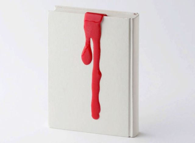 Bloody Bookmark