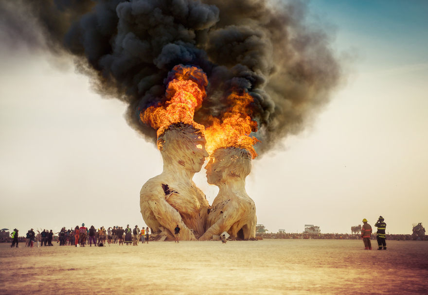 Burning Man Festival, Nevada (USA)