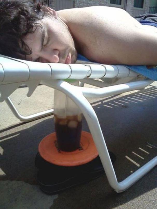 Lazy Sunbather