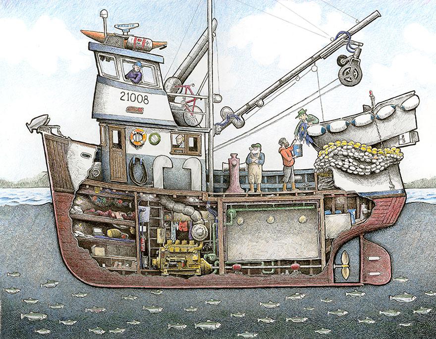 boat-cutaway-drawing--tom-crestodina-11