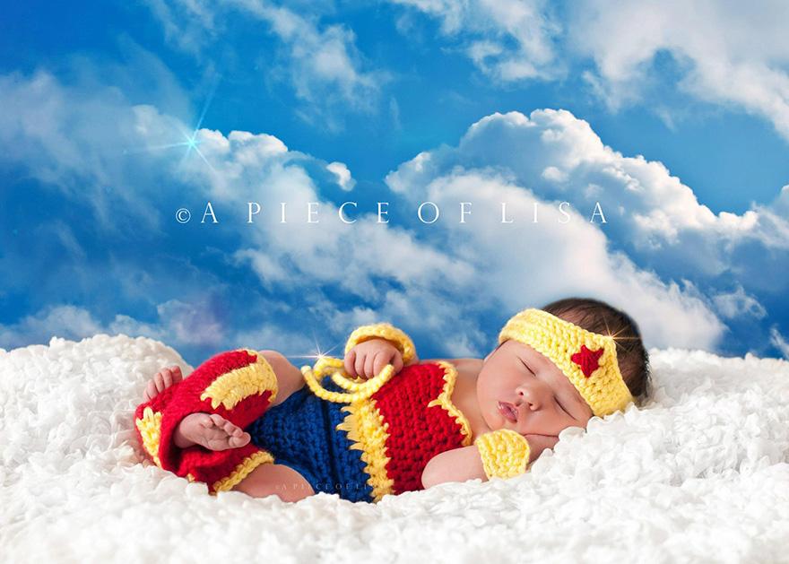 Baby Wonderwoman