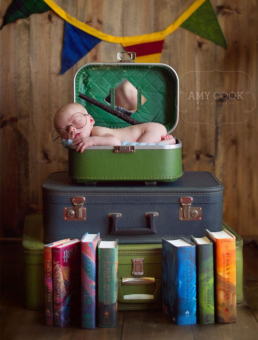 Baby Harry Potter