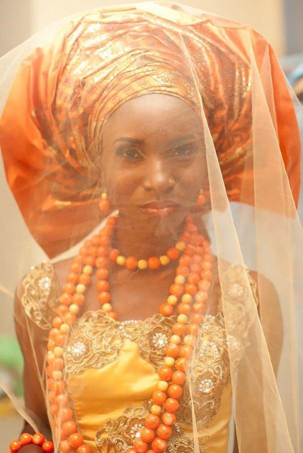 Nigeria novia