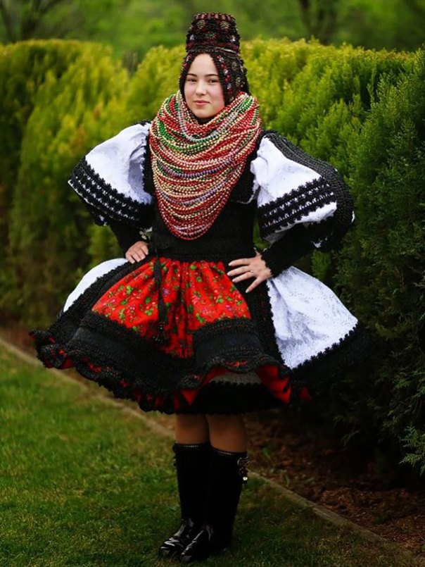 La novia rumana De Oas Región