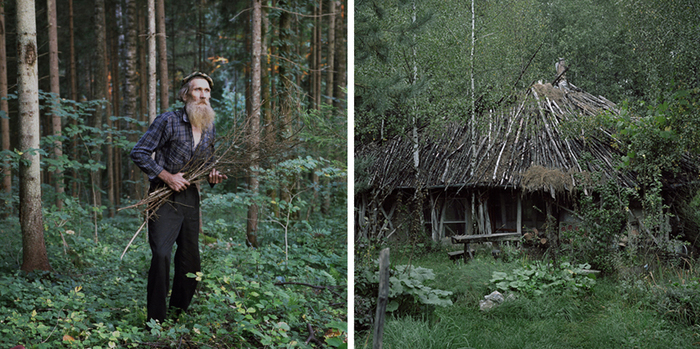 Thought Provoking Photographs Of People Living Alone In