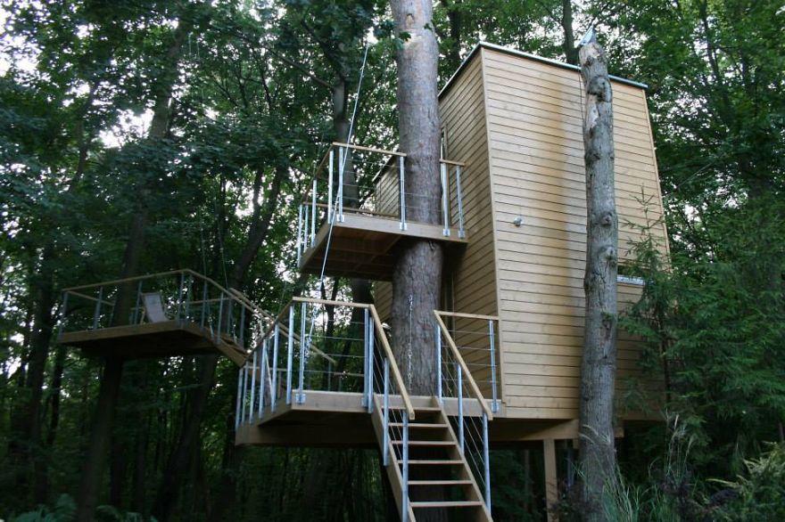 Tree Apartments