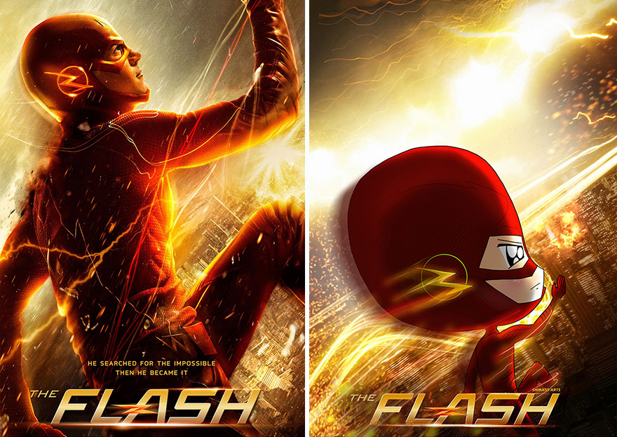 Tv Time Flash Show