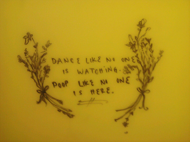 57 Inspirational Bathroom Stall Messages To Make Your Day