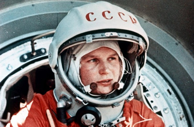 Russia-born Valentina Tereshkova Became The First Woman In Space Aboard The Vostok 6 (1963)