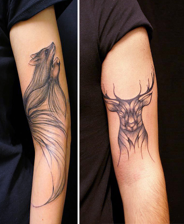 linear-animal-tattoo-8