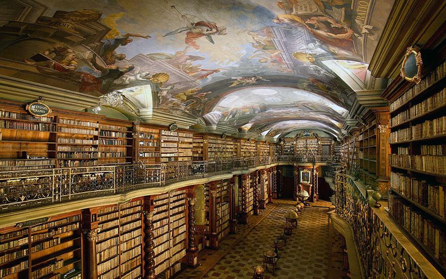 la-Klementinum-nazionale-libreria-repubblica-ceca-2