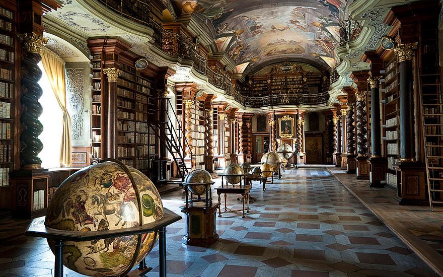 la-Klementinum-nazionale-libreria-repubblica-ceca-6