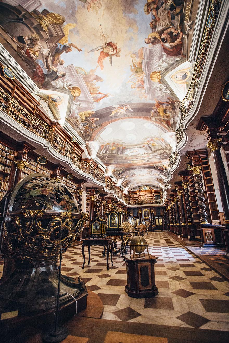 la-Klementinum-nazionale-libreria-repubblica-ceca-7