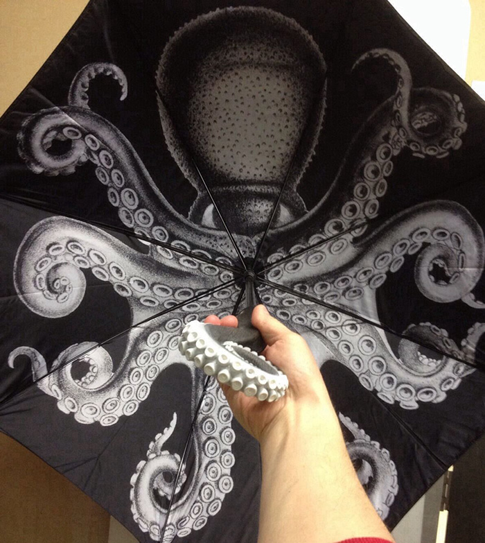 Octopus Umbrella