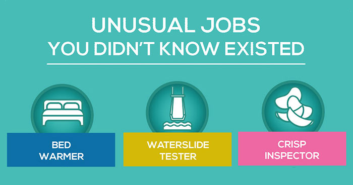 Unusual Jobs You Didn't Know Exist