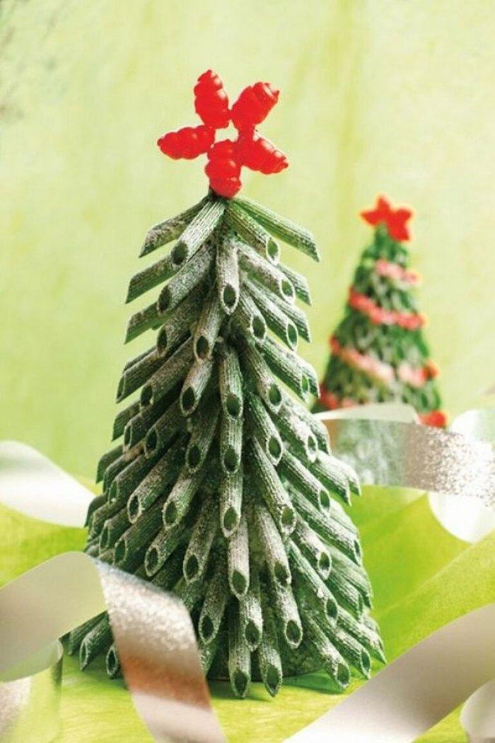 Pasta Christmas Tree