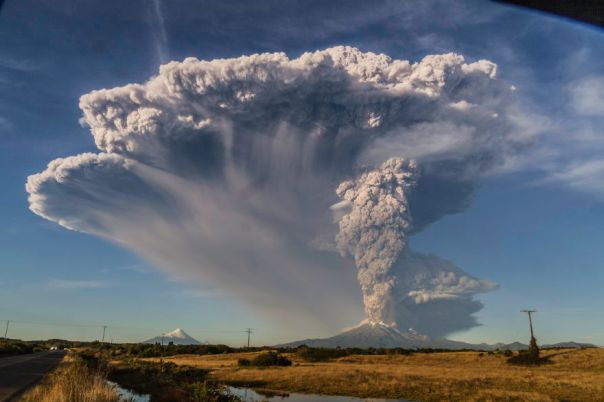 Calbuco´s Eruption