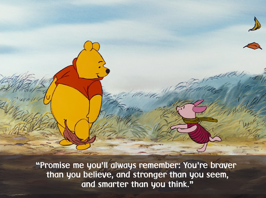 Celebrate Winnie The Pooh s Day With 22 Of His Best Quotes   Bored Panda Best Winnie Pooh Quotes