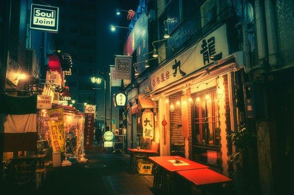 Tokyo-calles-noche-fotografía-Masashi-Wakui-10