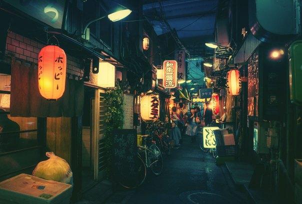 Tokyo-calles-noche-fotografía-Masashi-Wakui-25