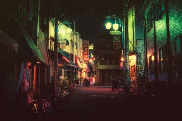 Tokyo-calles-noche-fotografía-Masashi-Wakui-5