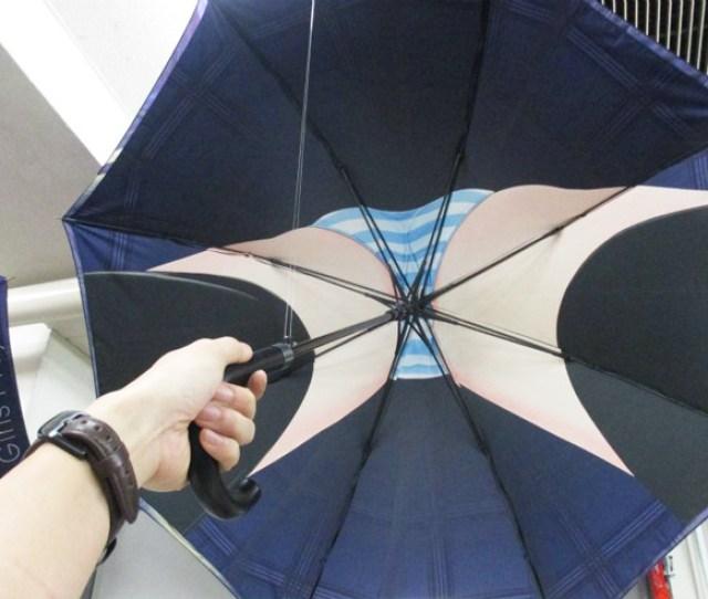 Upskirt Umbrella Anime Girls Million Girls Project