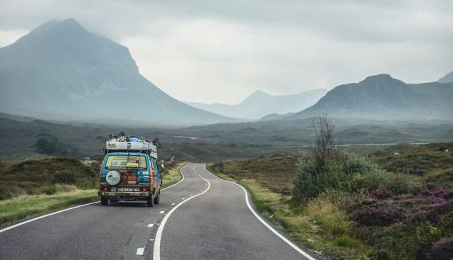 We Visited Over 50 Countries With Our Van Spending Only $8 A Day