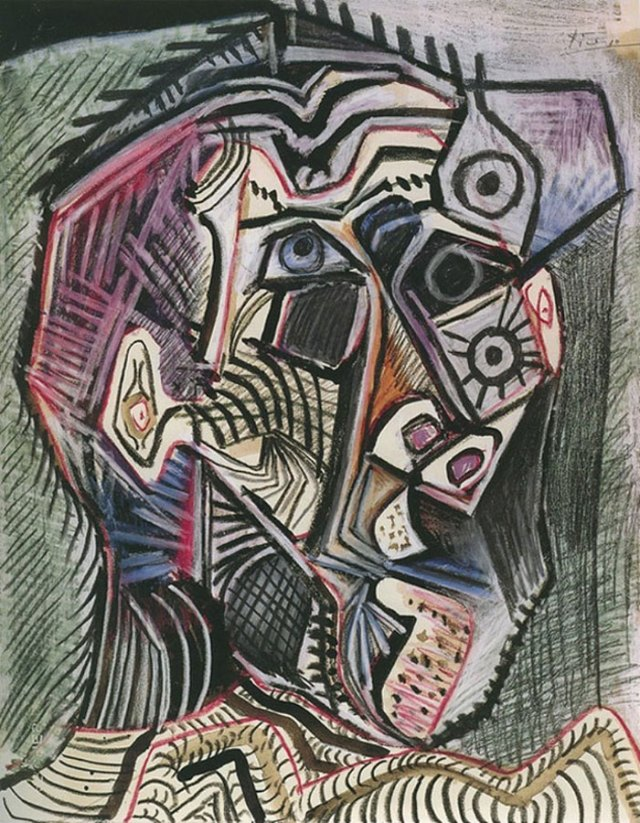 pablo-picasso-self-portraits-chronology-3