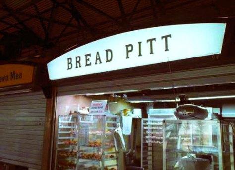 Bread Pitt