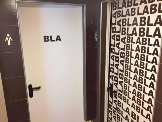 These Restrooms