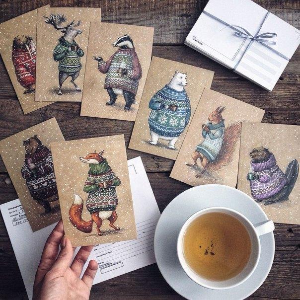 cuento de hadas-ilustraciones a todo color lápiz-lia-selina-12