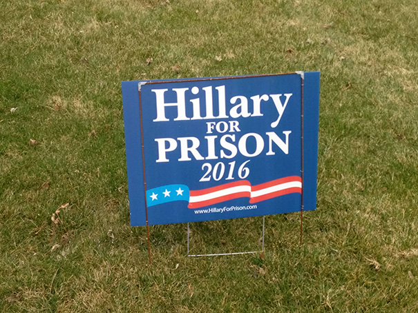 Best Yard Sign I've Seen Yet