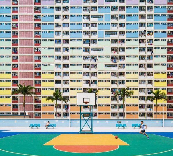 La infancia, China