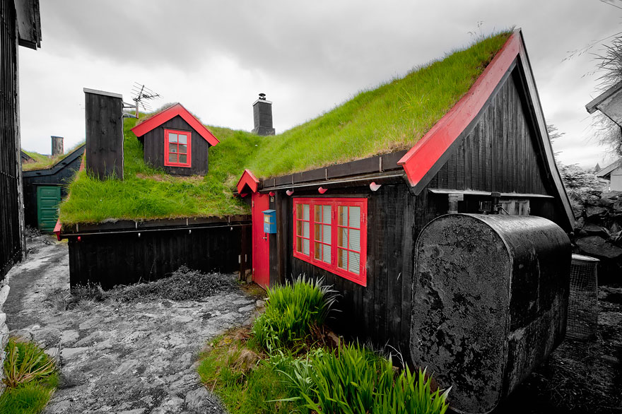 Torshavn, Faroe Islands