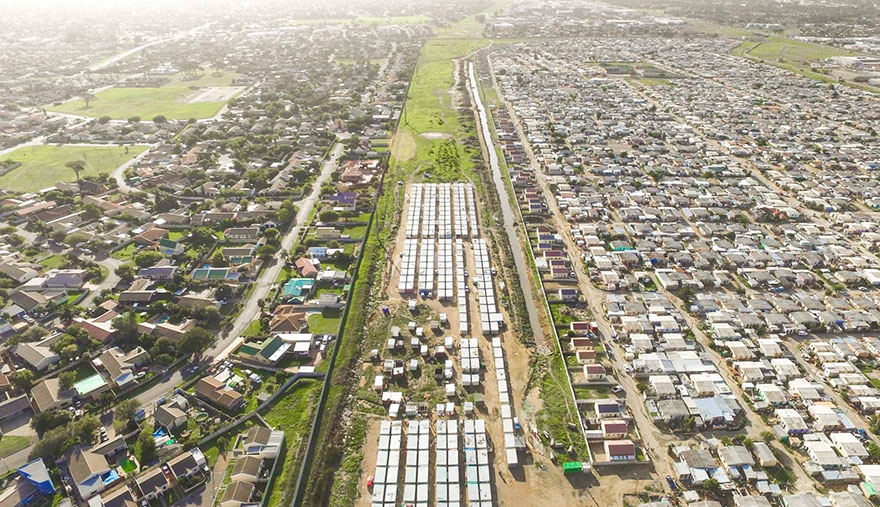 άνιση-σκηνές-drone-φωτογραφία-ανισότητας-Νότια Αφρική-Johnny-Miller-5
