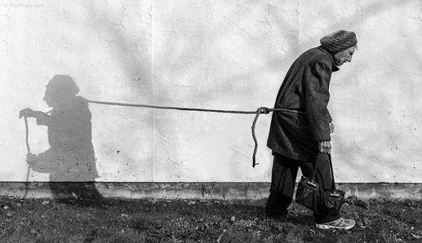 De 91 años de edad de la madre de edad avanzada-women-extrañas-unos-tony-Luciani-5-lúdico-fotografía