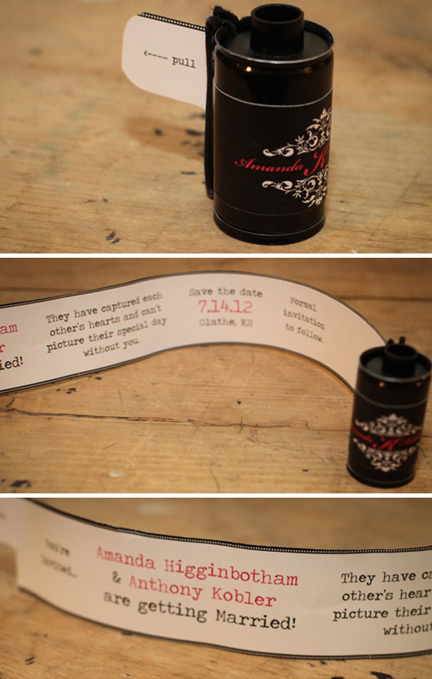 101 Creative Wedding Invitations That No One Would Dare To