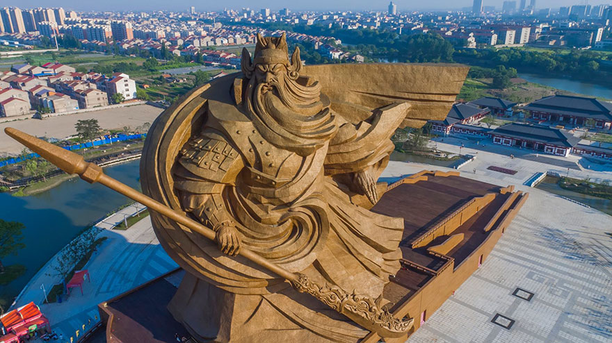 giant-war-god-statue-general-guan-yu-sculpture-china-8