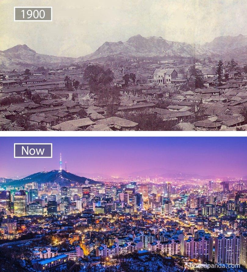 how famous city changed timelapse evolution before after 14 577a0536ca778  880 - Evolução das metrópoles do mundo