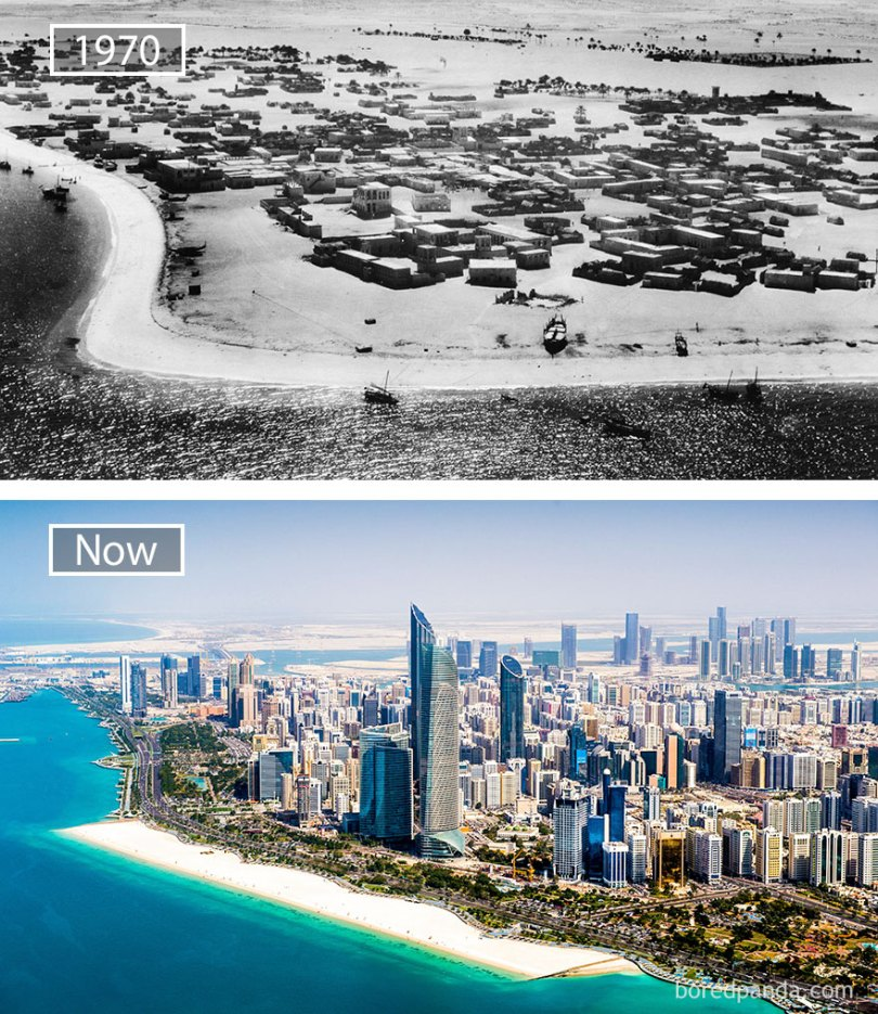 how famous city changed timelapse evolution before after 20 577a1bb3c091d  880 - Evolução das metrópoles do mundo