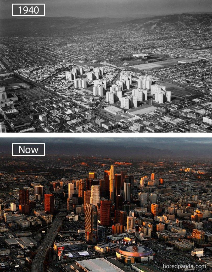 how famous city changed timelapse evolution before after 29 - Evolução das metrópoles do mundo