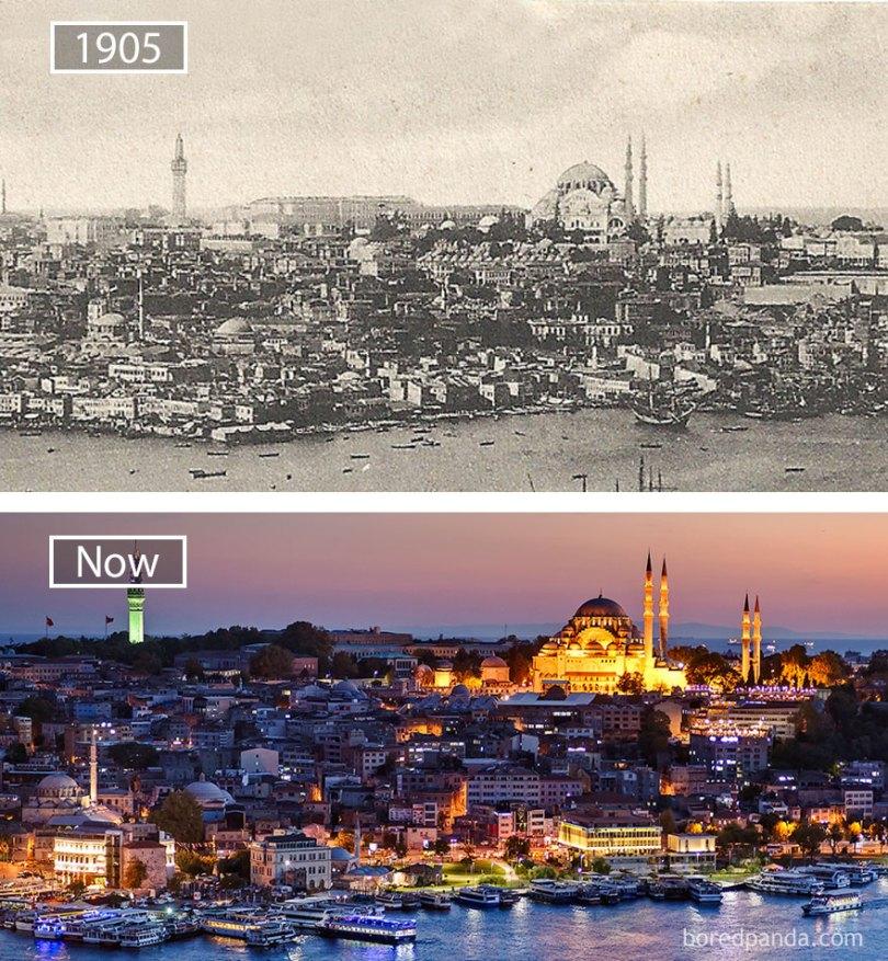 how famous city changed timelapse evolution before after 30 577e4b9bd2eb7  880 - Evolução das metrópoles do mundo