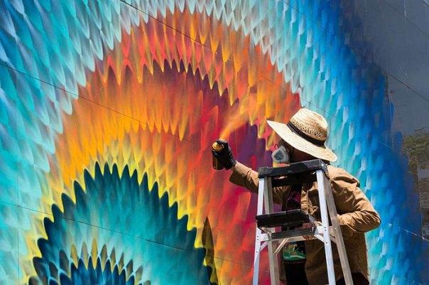 caleidoscópica-street-art-Douglas-hoekzem-1