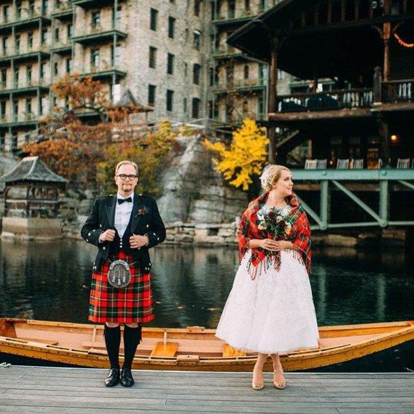 boda escocesa