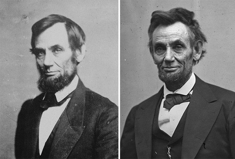 Abraham Lincoln 1861/1865