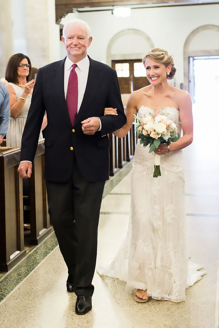 Image result for bride and father walking down aisle pictures