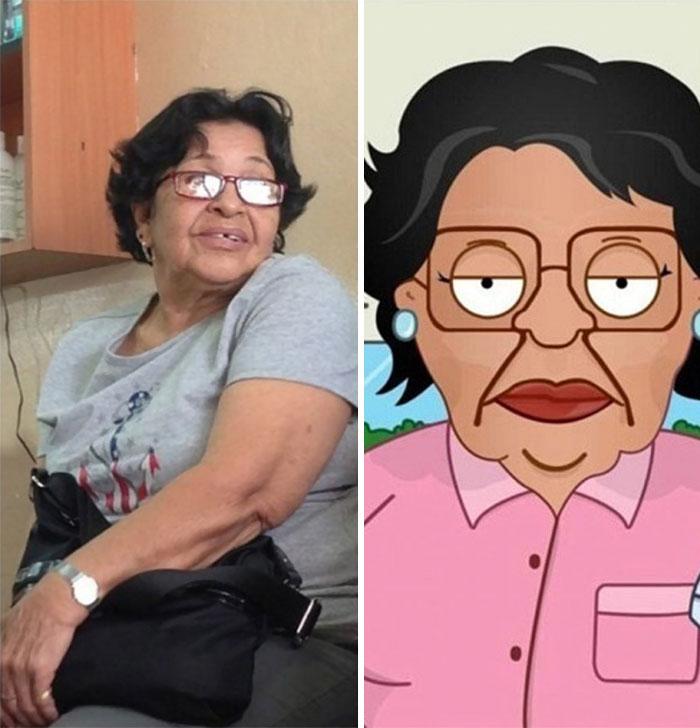Consuela From Family Guy