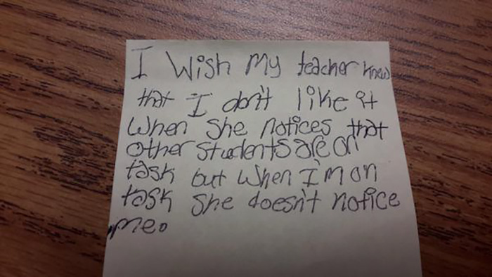 This Teacher Asked Kids A Simple Question And Was Heartbroken After Hearing Their Answers