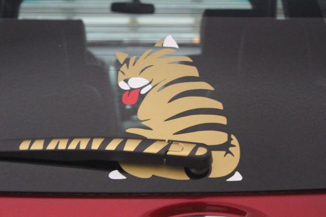 Cat wiper