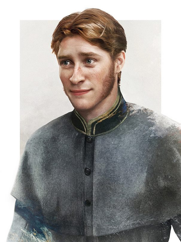 Prince Hans From Frozen